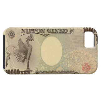 10,000 Japanese Yen Banknote iPhone 5 Case