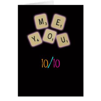 10/10 CARD