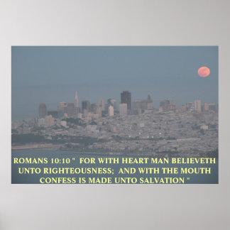10:10 de los ROMANOS Póster