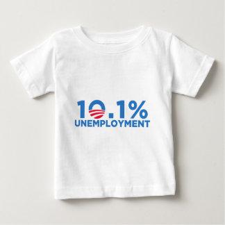 10.1 percent unemployment baby T-Shirt