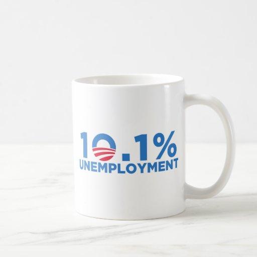 10.1 percent unemployment mugs