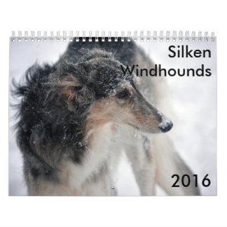10 2016 Silken Windhounds Calendar