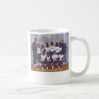 10-3-2007-5, ORANGE COUNTY JR NBA & JR WNBA BAS... COFFEE MUG