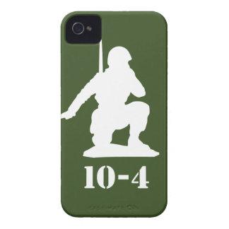 10-4 Blackberry Case