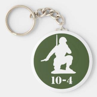 10-4 Keychain