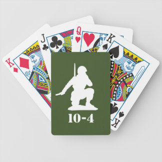 10-4 Playing Cards
