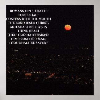 10:9 de los ROMANOS Póster