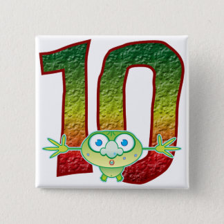 10 Age Ghoul Button