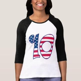 10 Age USA T-Shirt