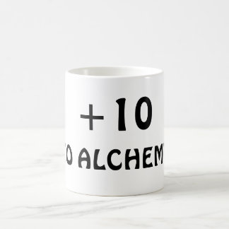+10 alchemy magic mug