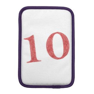 10 años de aniversario fundas para iPad mini