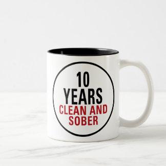 10 años limpian y calman tazas