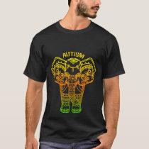 10 autism elephant T-Shirt
