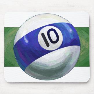 10 Ball Mousepad