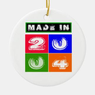 10 Birthday Designs Christmas Ornaments