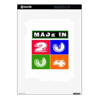 10 Birthday Designs iPad 2 Skin