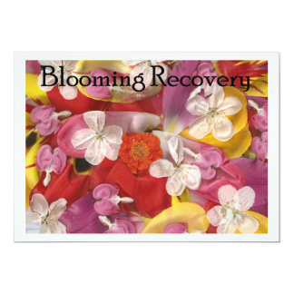 10 Blooming Recovery Card