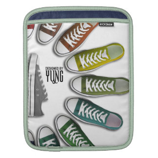 10 Classic Sneakers Case Sleeves