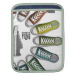 10 Classic Sneakers Case Sleeves Sleeves For iPads