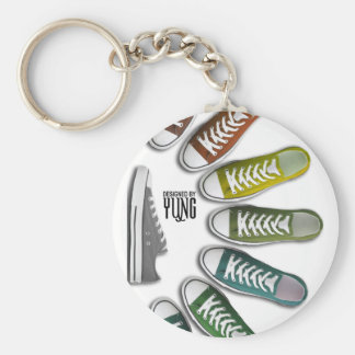 10 Classic Sneakers Keychain