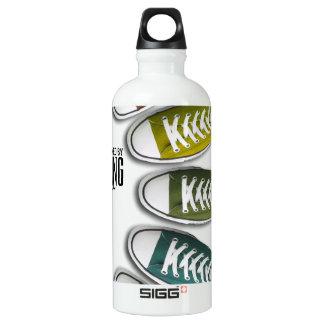 10 Classic Sneakers Water Bottle