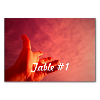 10 Commandments Table Cards