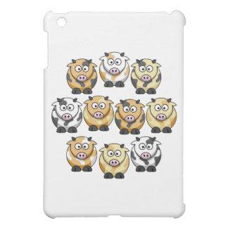 10 Cow iPad Case
