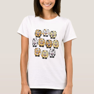 10 Cow Women's T T-Shirt