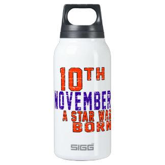 10 de noviembre una estrella nació