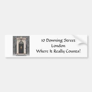 10 Downing Street, London (drawing) Bumper Sticker