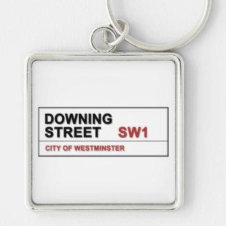 10 Downing Street London England Keychain
