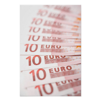 10 Euros Poster