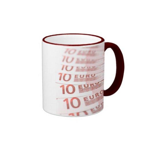 10 euros taza