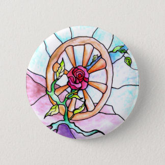 10 - Fortune Pinback Button