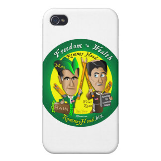 10 Freedom Wealth iPhone 4 Covers
