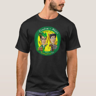 10. Freedom = Wealth T-Shirt