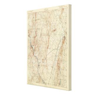 10 Granby sheet Canvas Print