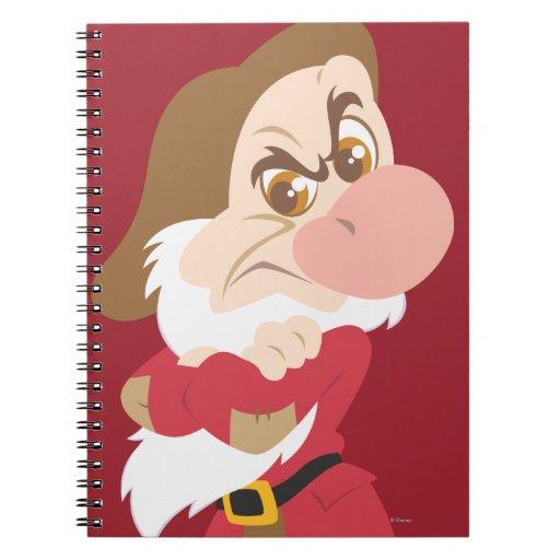 10 gruñones cuadernos