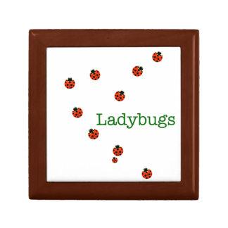10 ladybugs gift box