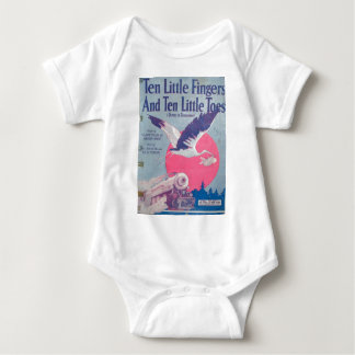 10 Little Fingers and 10 Little Toes Shirt