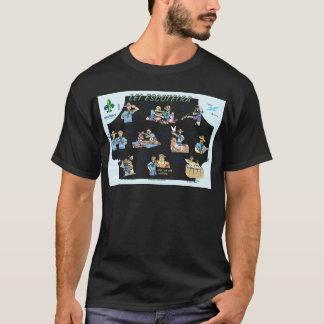 10_mandamentos_escoteiros.pdf T-Shirt