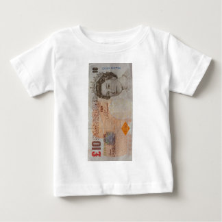 £10 note baby T-Shirt