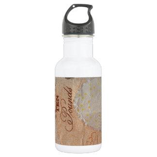 £10 note water bottle