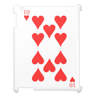 10 of Hearts Case For The iPad