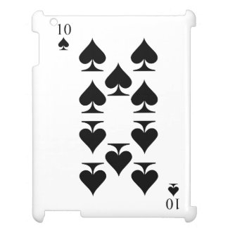 10 of Spades Cover For The iPad