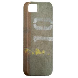 10 on concrete iPhone SE/5/5s case