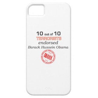 10 out of 10 Terrorist Endorsed iPhone SE/5/5s Case
