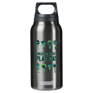 10 OZ INSULATED SIGG THERMOS WATER BOTTLE