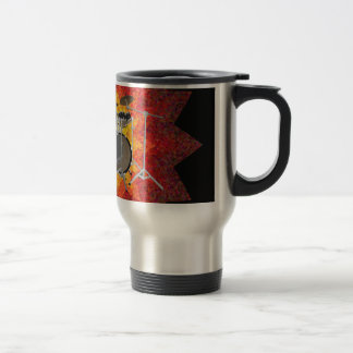 10 Piece Drum Kit & Graphics: Travel Mug