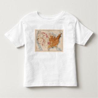 10 población 1870 camiseta